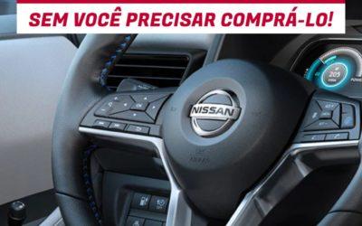Nissan Lança Serviço de Assinatura com Acesso a 1 Carro por Dia